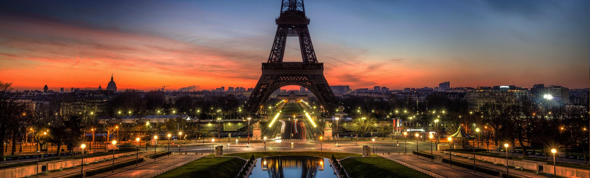 Découvrir Paris